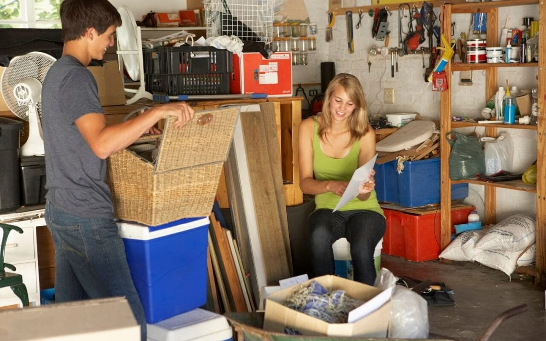 Helpful Tips to Organize Your Garage